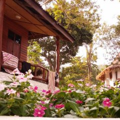 Отель Clear View Resort 3* Бунгало с различными типами кроватей фото 8