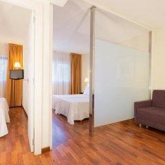 Отель TRYP Valencia Feria комната для гостей фото 3