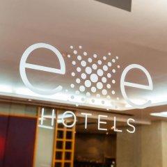 Отель Exe Mitre Барселона интерьер отеля