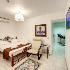 Гостиница Статус 3* Люкс двуспальная кровать фото 4