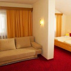 Отель Pension Elisabeth 3* Стандартный семейный номер с разными типами кроватей