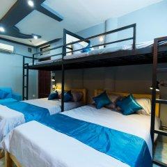 GoCo Hostel Стандартный номер с различными типами кроватей