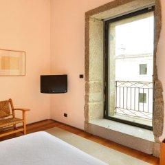 Отель Pousada Mosteiro de Amares 4* Стандартный номер с различными типами кроватей фото 6