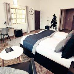 Nordic Residence Hotel Abuja 3* Номер Делюкс с различными типами кроватей фото 4