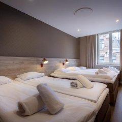 Amsterdam Downtown Hotel 2* Кровать в общем номере с двухъярусной кроватью фото 2