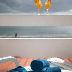 Отель Barracuda Aparthotel 3* Студия с различными типами кроватей фото 6