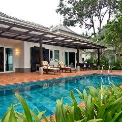 Отель Anyavee Tubkaek Beach Resort 4* Вилла с различными типами кроватей фото 11