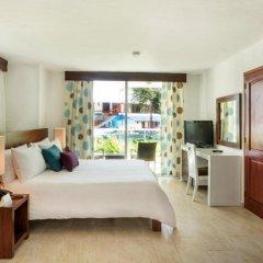 Отель Grand Paradise Playa Dorada - All Inclusive 3* Стандартный номер с различными типами кроватей фото 5