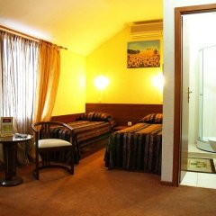 Отель Inn Gusy Lebedy Мариуполь комната для гостей фото 2