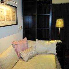Отель Lisboa Central Park 3* Номер Делюкс с двуспальной кроватью фото 11
