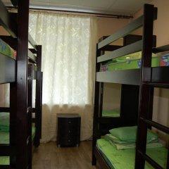 Хостел Олимпия Кровать в общем номере с двухъярусной кроватью фото 19