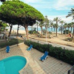 Апартаменты Pins Platja Apartments пляж фото 2