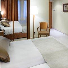 Отель Catalonia Barcelona Golf 3* Улучшенный номер с 2 отдельными кроватями фото 3