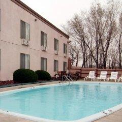 Отель Comfort Inn Farmington бассейн фото 2