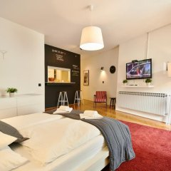 Апартаменты Irundo Zagreb - Downtown Apartments комната для гостей фото 4