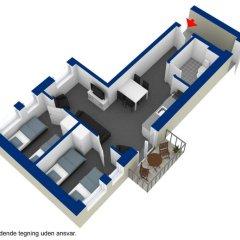 Отель ApartHotel Faber 3* Апартаменты 2 отдельные кровати фото 4