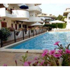 Отель Emily House Джардини Наксос бассейн
