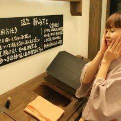 Отель Fujiya Минамиогуни спа