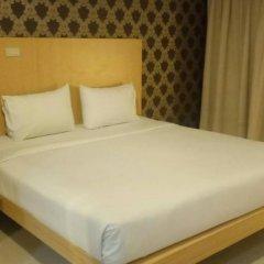 Отель Jomtien Plaza Residence 3* Номер Делюкс с различными типами кроватей фото 16