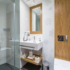 Отель Rezydencja Nosalowy Dwór ванная фото 3
