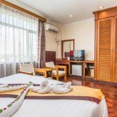 Ayarwaddy River View Hotel 3* Номер Делюкс с различными типами кроватей фото 7