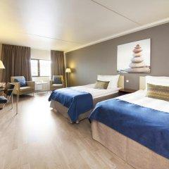 Quality Hotel Tønsberg 3* Стандартный номер с различными типами кроватей фото 3