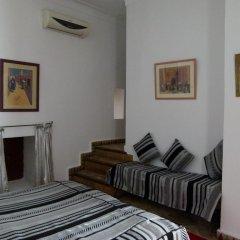 Отель Riad Al Warda 2* Стандартный номер с различными типами кроватей фото 13