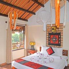 Thien Thanh Green View Boutique Hotel 3* Номер Делюкс с различными типами кроватей фото 8