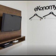 Отель Ekonomy Guesthouse Haeundae 3* Номер категории Эконом с различными типами кроватей фото 9