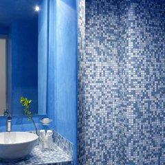 Отель Santorini Kastelli Resort 5* Улучшенный номер с различными типами кроватей фото 7