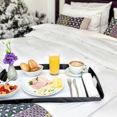 Hotel Indigo Düsseldorf - Victoriaplatz 4* Стандартный номер с различными типами кроватей фото 3