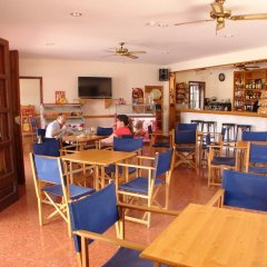 Отель Hostal Sa Prensa гостиничный бар