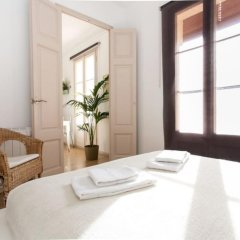 Отель Priority Fira Apartments Испания, Барселона - отзывы, цены и фото номеров - забронировать отель Priority Fira Apartments онлайн комната для гостей фото 3