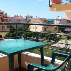 Отель Vila Danedi Албания, Ксамил - отзывы, цены и фото номеров - забронировать отель Vila Danedi онлайн балкон