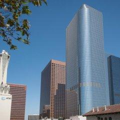 Отель Sunshine Suites at 417 США, Лос-Анджелес - отзывы, цены и фото номеров - забронировать отель Sunshine Suites at 417 онлайн балкон