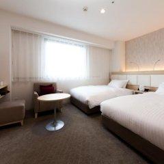 Отель Nishitetsu Croom Hakata 4* Стандартный номер фото 5