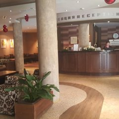 Maraya Hotel интерьер отеля