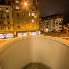 Отель HITrental Kreuzplatz Apartments Швейцария, Цюрих - отзывы, цены и фото номеров - забронировать отель HITrental Kreuzplatz Apartments онлайн балкон