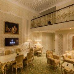 Гостиница Эрмитаж - Официальная Гостиница Государственного Музея 5* Президентский люкс разные типы кроватей фото 3