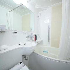 APA Hotel Ningyocho-Eki-Kita 3* Стандартный номер с различными типами кроватей