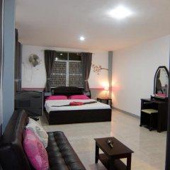 Similan Hotel 2* Улучшенный номер с различными типами кроватей фото 2