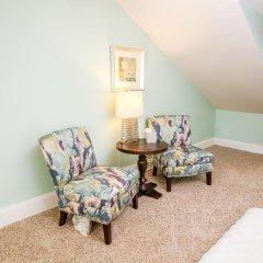 Отель Hawthorne Park Bed and Breakfast 3* Стандартный номер с различными типами кроватей фото 7