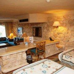 Отель Albatros Citadel Resort 5* Номер Делюкс с двуспальной кроватью фото 8