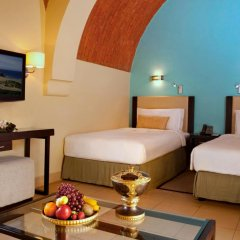 Отель The Cove Rotana Resort 5* Стандартный номер с 2 отдельными кроватями фото 2