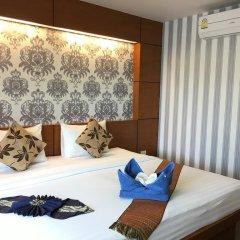 Отель Phi Phi Andaman Resort комната для гостей