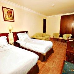 Hotel Golden Crown 3* Стандартный номер с различными типами кроватей фото 7