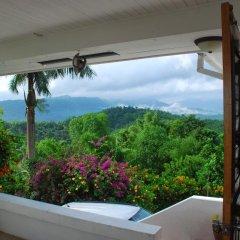 Отель Tranquility Villa Порт Антонио ванная