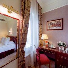 Бутик-Отель Золотой Треугольник 4* Улучшенный номер с различными типами кроватей фото 11