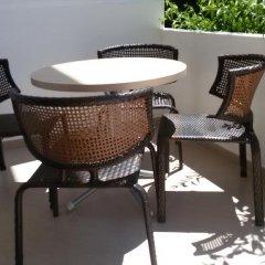Hotel Relax Dhermi 4* Стандартный номер с различными типами кроватей фото 6