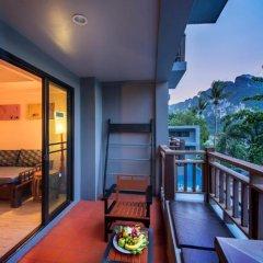 Отель Krabi Cha-da Resort 4* Стандартный номер с различными типами кроватей фото 2
